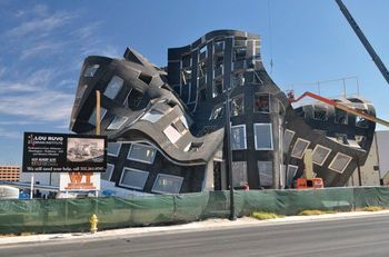 Frank Gehry - Cleveland Clinic Lou Ruvo Center for Brain Health